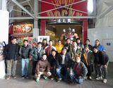 大阪新世界を散策