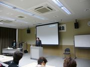 名古屋簡易裁判所の長江書記官による講習会