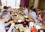 日本海の幸が盛り沢山