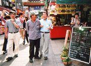 楽しく南京町を散策