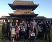 国の重要文化財 瑞龍寺にて