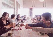 イタリアンレストランでランチ