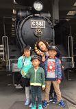 蒸気機関車もいっぱい