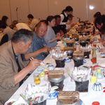美味しい鰻釜飯の会席