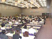 328名の方々が集まった、全建愛知第36回定期大会