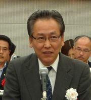 中建国保 石田克博常務理事