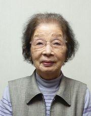 夫人 福田一江さん