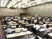 362名程の方々が集まった、全建愛知第37回定期大会