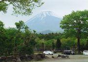 世界遺産に登録される富士山