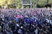 昨年11月22日に全国から6,074名の仲間が集結した中央総決起大会