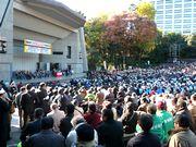 昨年11月20日に全国から約6,700人の仲間が集結した中央総決起大会
