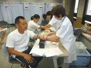 組合が実施する集団健康診断に参加した組合員
