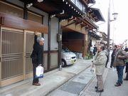 飛騨古川の町並みを見学